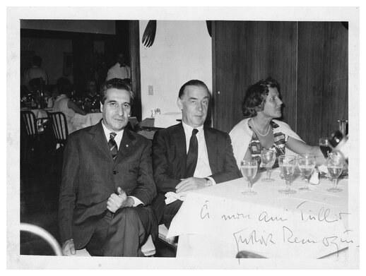 Tullio Silva e E.M. Remarque