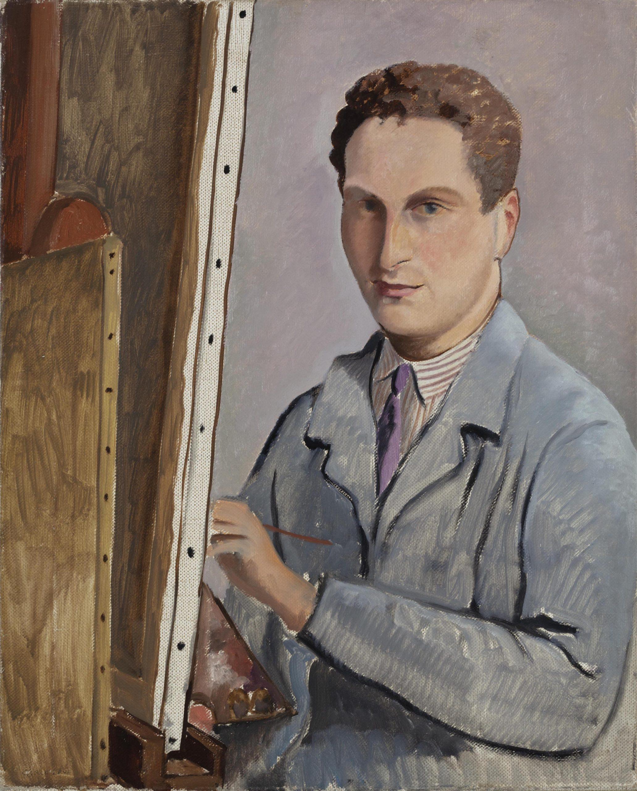 Autoritratto 1928