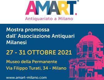 AMART 2021 Stand 43